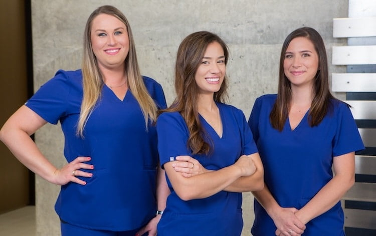 At our Seattle Dentist Office, we have a great team of three dental assistants