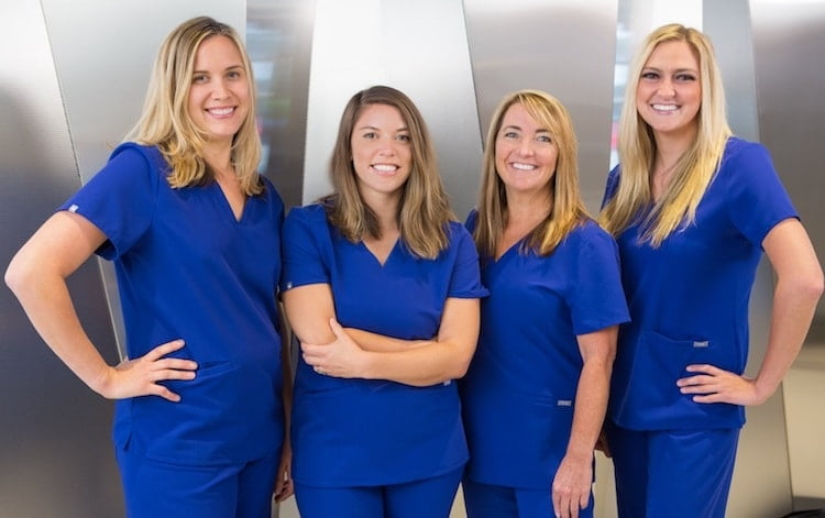 At our Seattle Dentist Office, our four dental hygienist are always smiling