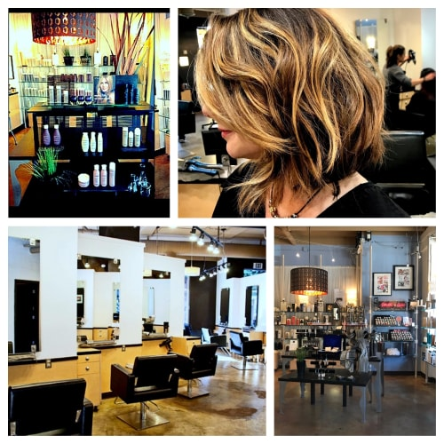 Multiple images of MargiDavid - a hair salon in the Seattle community