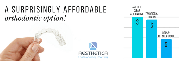 MTM Clear Aligner is a surprisingly affordable orthodontic option! - The fastest way to getstraight teeth